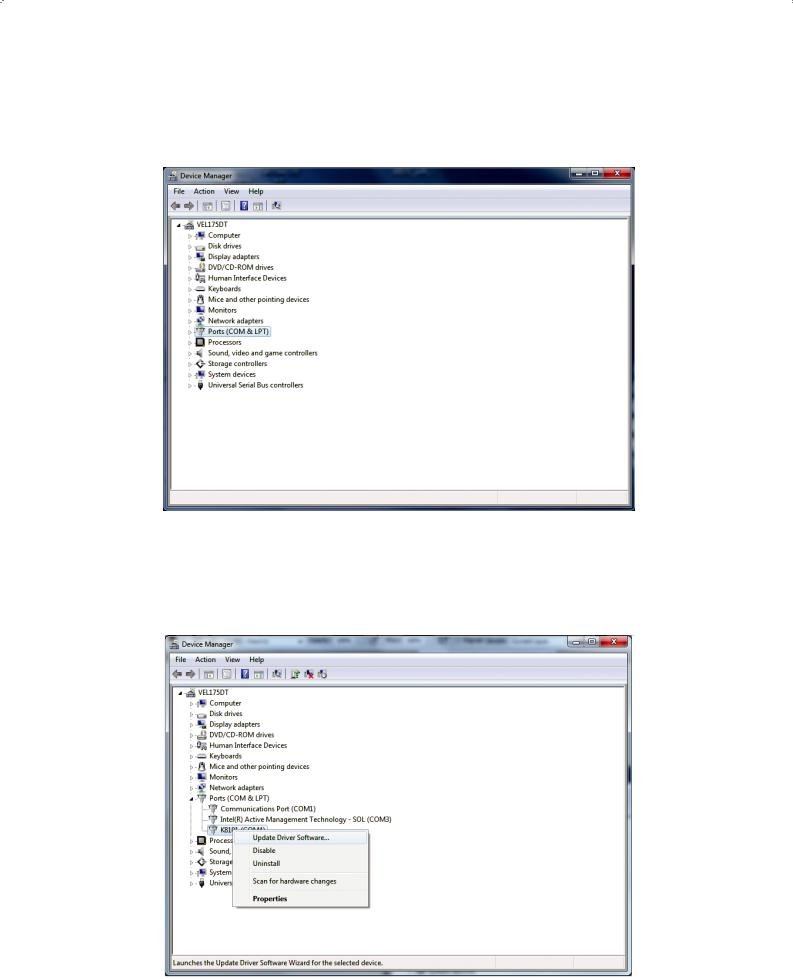 Velleman Projects Port Devices Driver Download