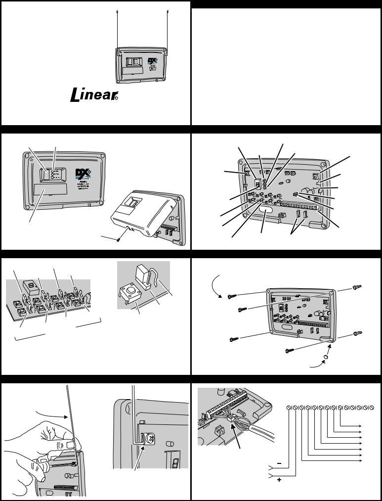 [SCHEMATICS_4CA]  Linear DXSR-1504, DXSR-1508 User Manual | Wiring Diagram P 1508 |  | ManualMachine.com