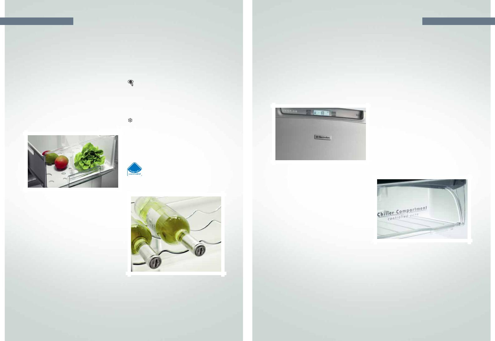Front Electrolux ERN2821 Glass Shelf Complete