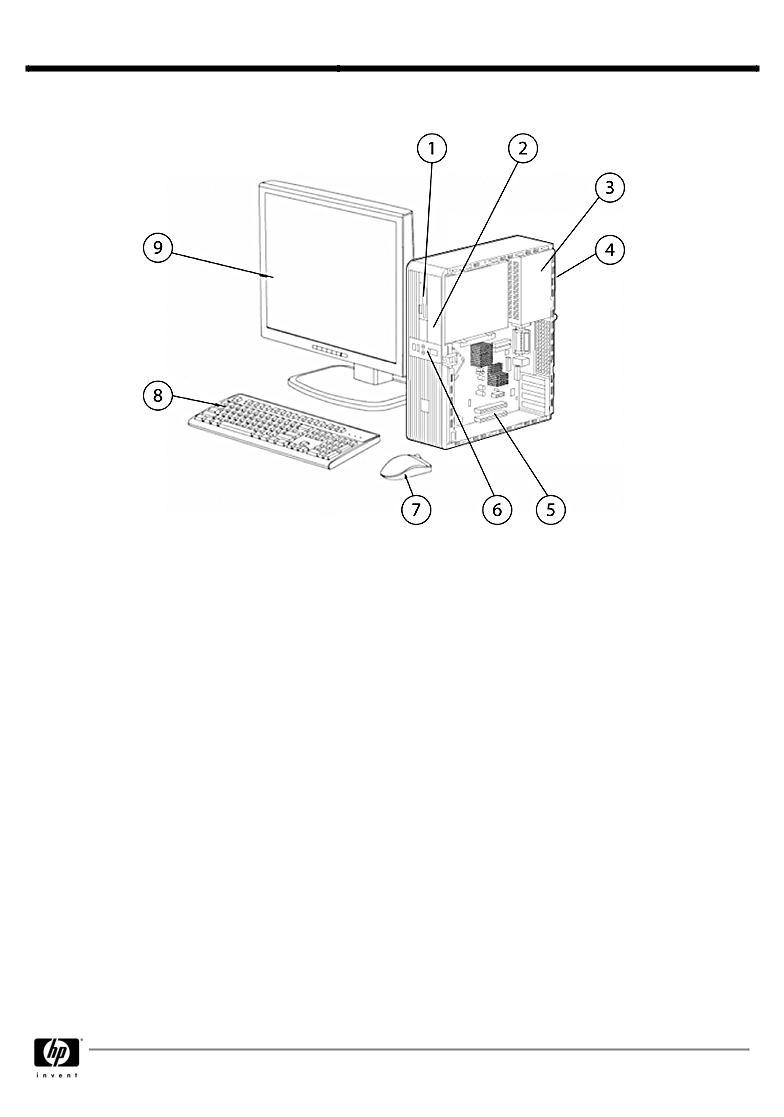 USB 2.0 External CD//DVD Drive for Compaq presario cq71-410sg