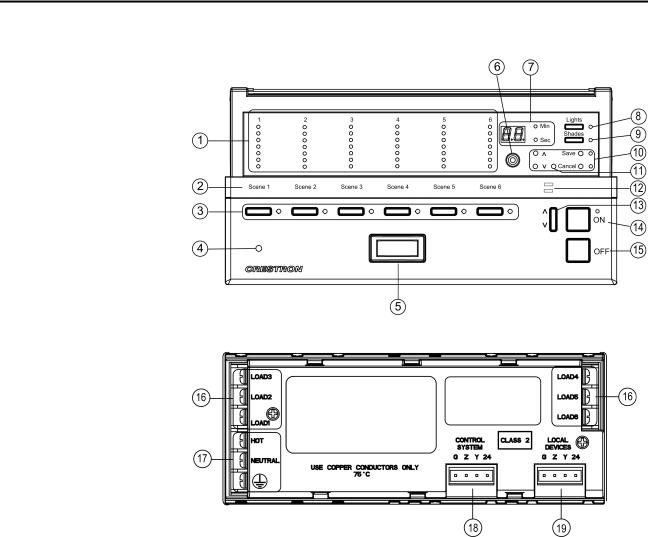 Wiring Diagram Multiable Crestron Cls C6