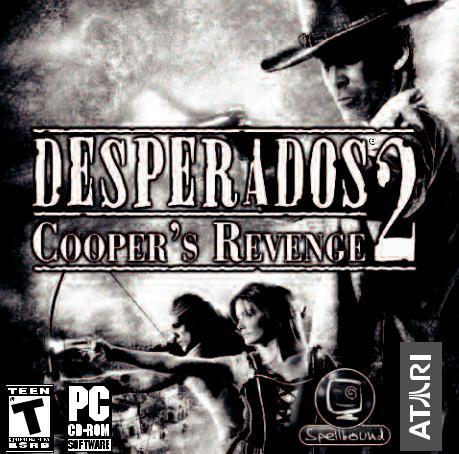 Games Pc Desperados 2 Coopers Revenge User Manual