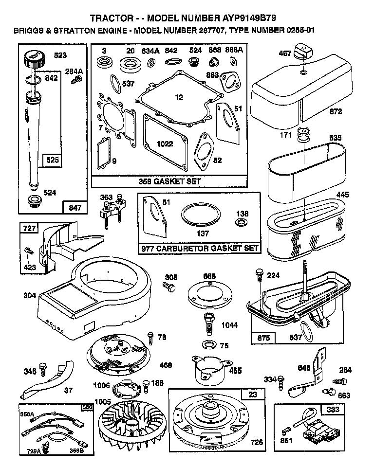 stihl 009 parts list manual