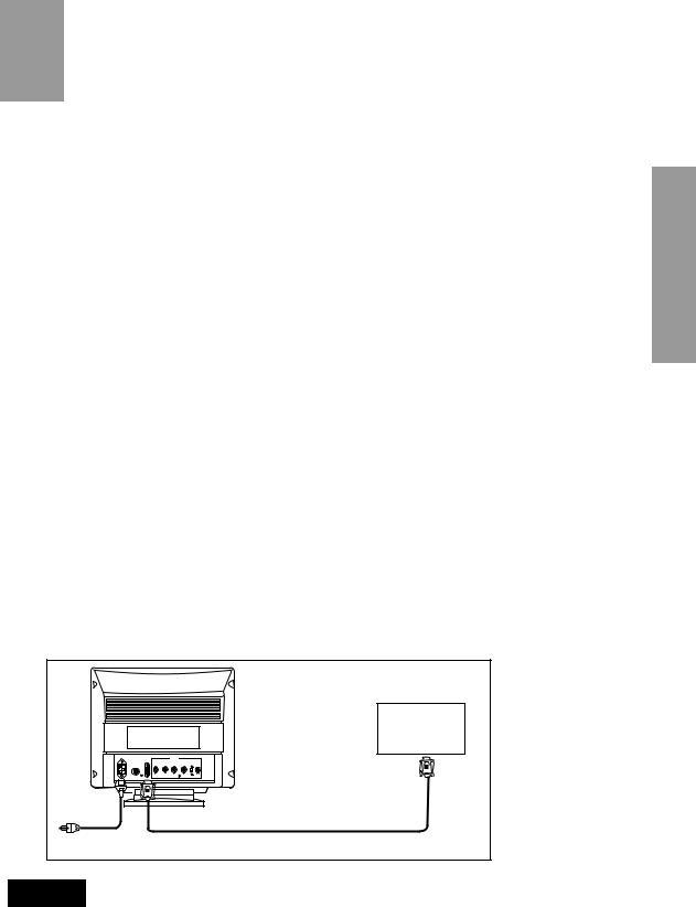 VGA Monitor Female to DB15 MAC Male Converter Adapter AD-A205