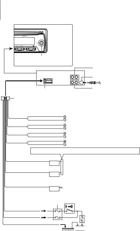 kenwood kdc x494 wiring diagram kenwood kdc mp145cr  kdc mp145  kdc mp245 user manual  kenwood kdc mp145cr  kdc mp145  kdc