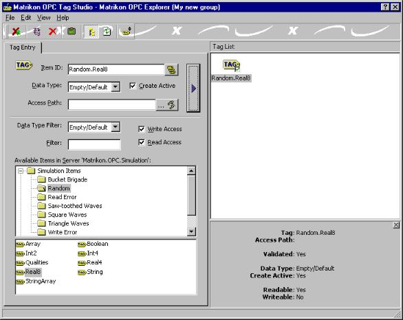 Matrikon OPC SERVER FOR ALLEN-BRADLEY User Manual