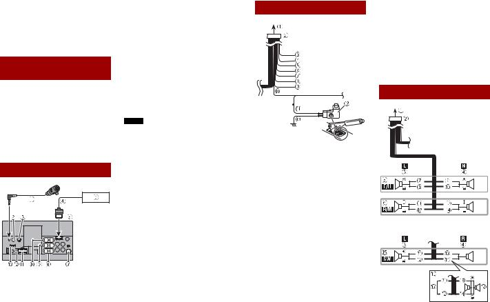 Pioneer Avh 2330nex 2300nex, Pioneer Avh2300dvd Wiring Diagram