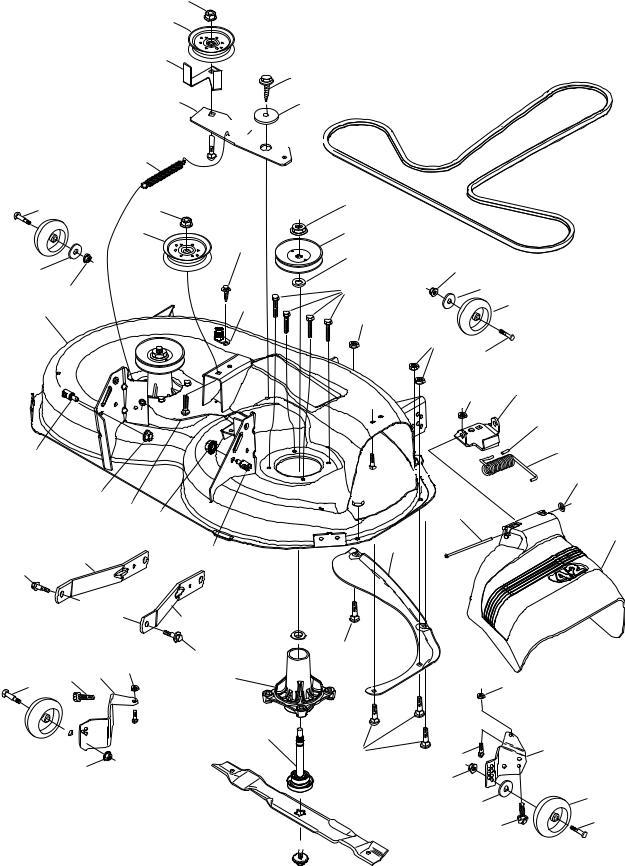 Ariens 936051 User Manual on