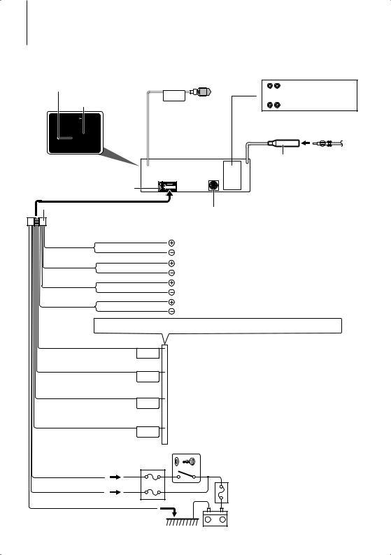 [SCHEMATICS_43NM]  Kenwood KDC-BT742U, eXcelon KDC-X493 User Manual | Kenwood Kdc Bt742u Wiring Diagram |  | ManualMachine.com