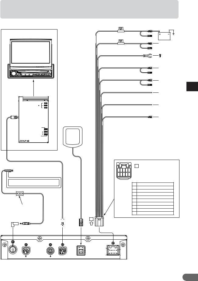 alpine iva w205 wiring diagram alpine nve n099p user manual  alpine nve n099p user manual