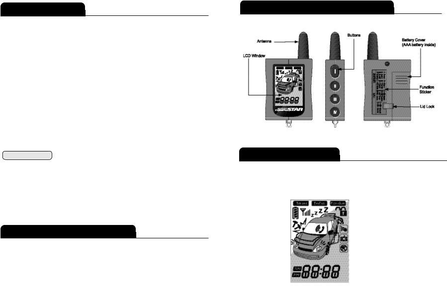 Firstech 2WAMR User Manual