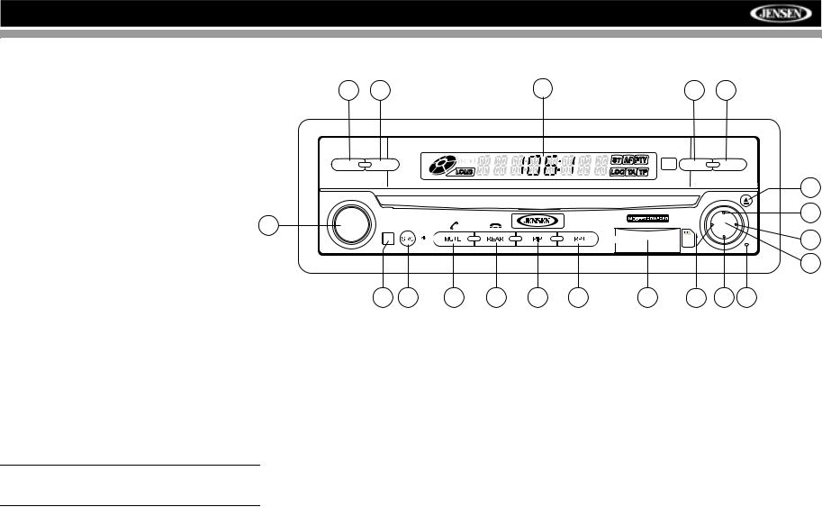 Jensen VM9512 User ManualManualMachine.com