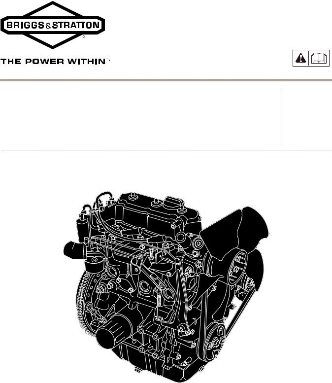 Briggs And Stratton 580447 Manual Guide