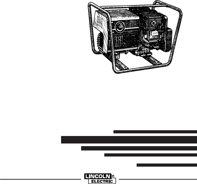 lincoln 305g wiring diagram lincoln electric weldanpower 125 im530 c user manual  lincoln electric weldanpower 125 im530