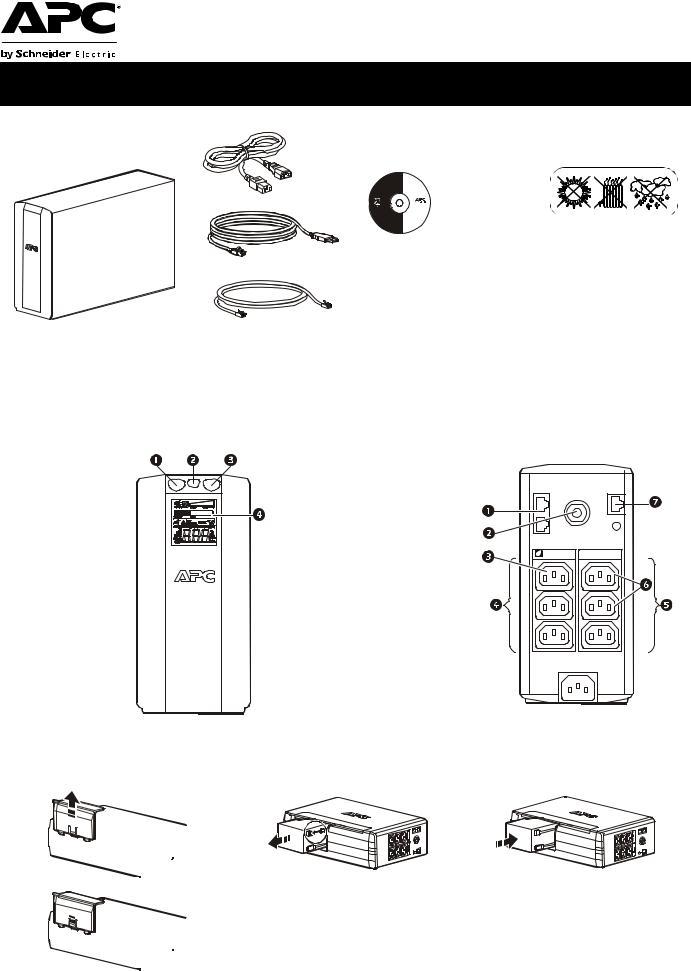 apc back-ups rs 550 user manual  manualmachine.com