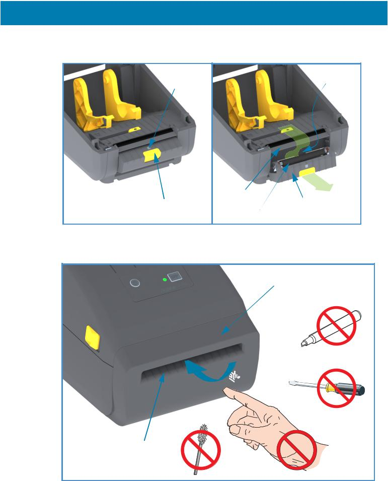Zebra Zd230 Zd220 Zd23042 30ec00ez User Manual