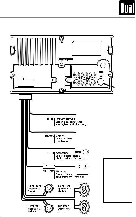Dual Dxdm280bt User Manual