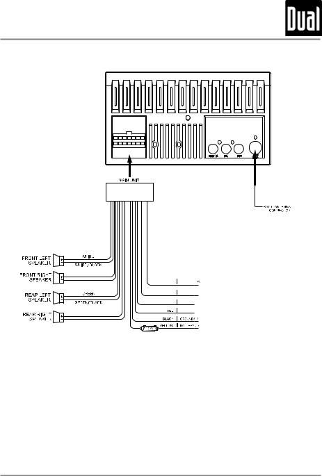 Dual Wiring Harness Diagram from manualmachine.com