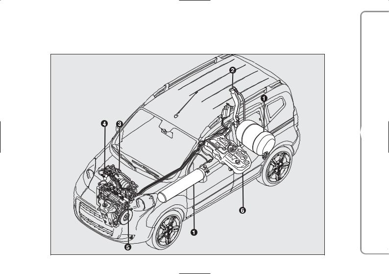 Fiat Qubo 2009 Natural Power Supplement