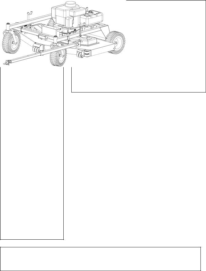 Swisher Trailmower T14560a Wiring Diagram