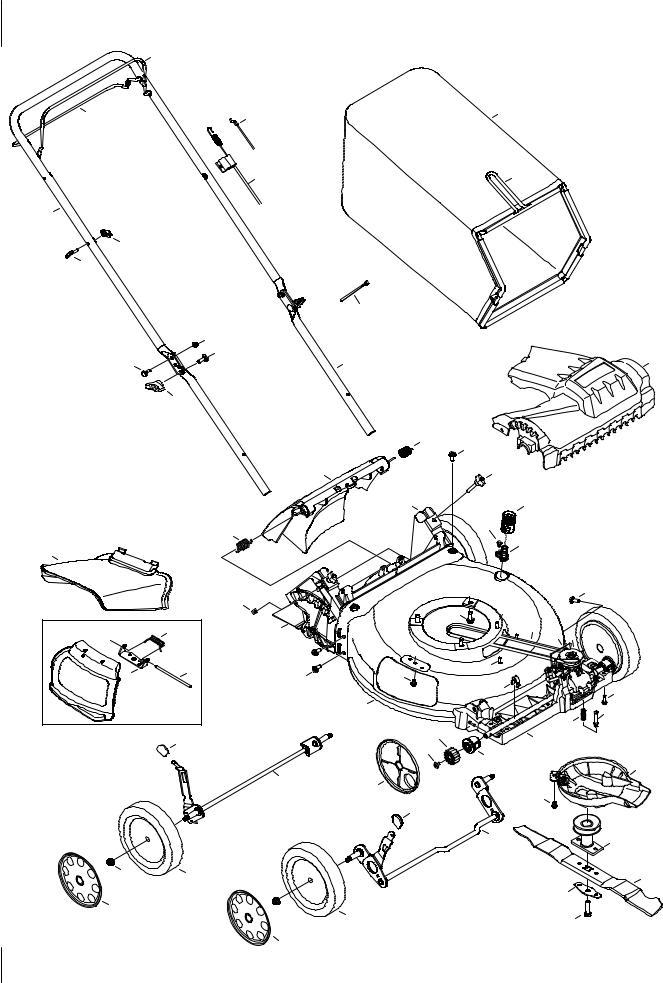 Troy-Bilt TB220-230, TB200, TB330, TB380ES, TB360, TB370 ... on