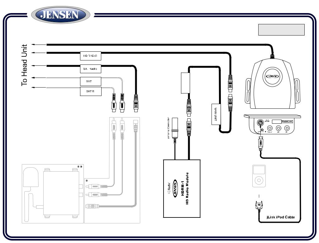 33 Jensen Wiring Harness Diagram