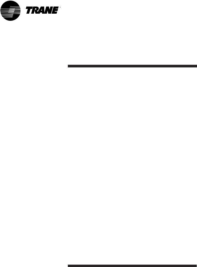 Trane Tcont401an21ma Wiring Diagram
