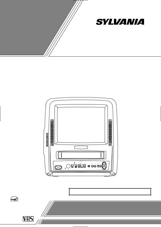 Sylvania Ssc092 User Manual