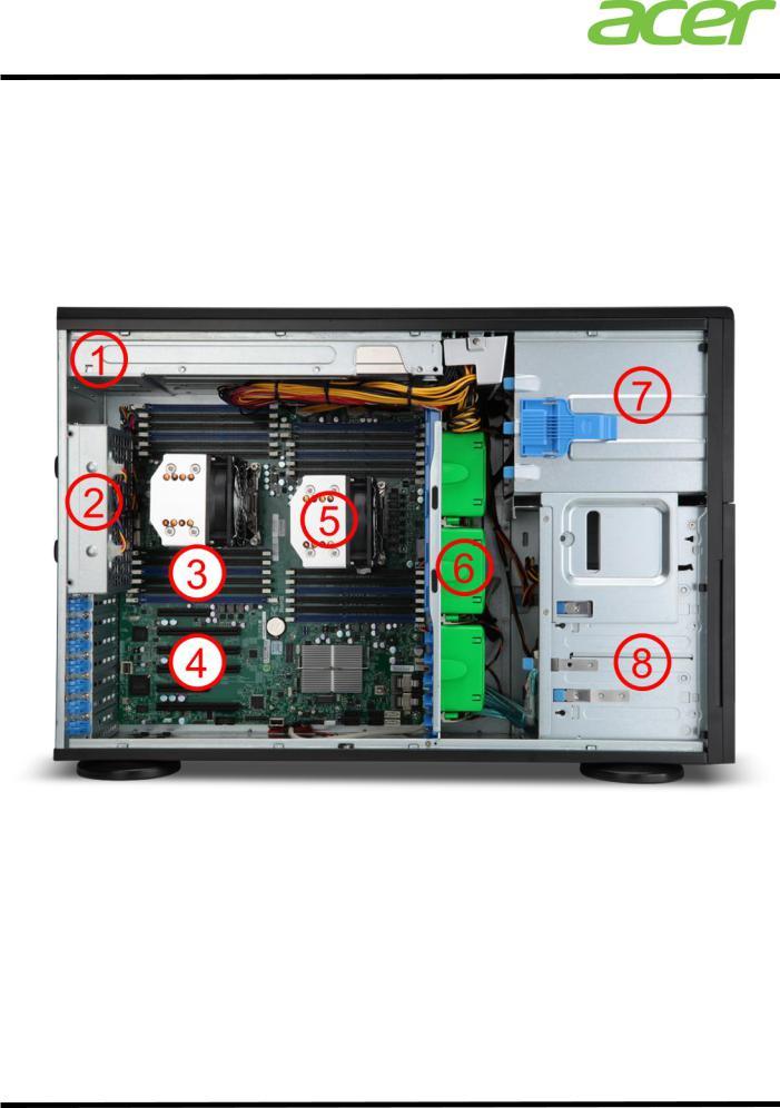 2TB 2.5 Hard Drive for Acer Aspire 5550 5551 5551G 5552 5552G 5553 5553G Laptops