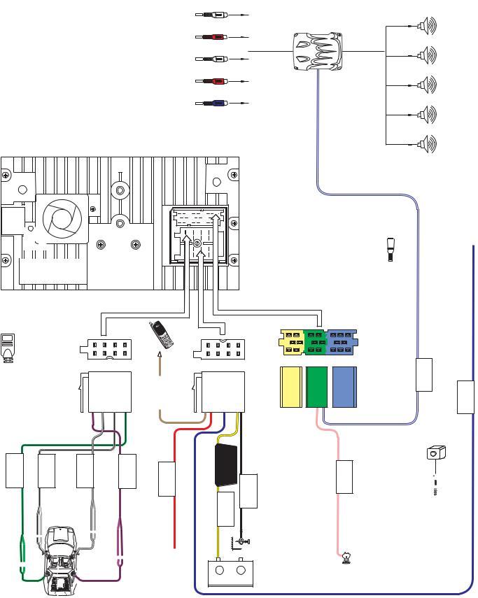Jensen Vm9224 Wiring Diagram
