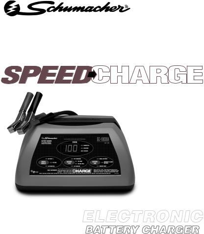 FAST 12V CAR Charger AC adapter for Schumacher PSJ 3612 PSJ 4424 jump starter