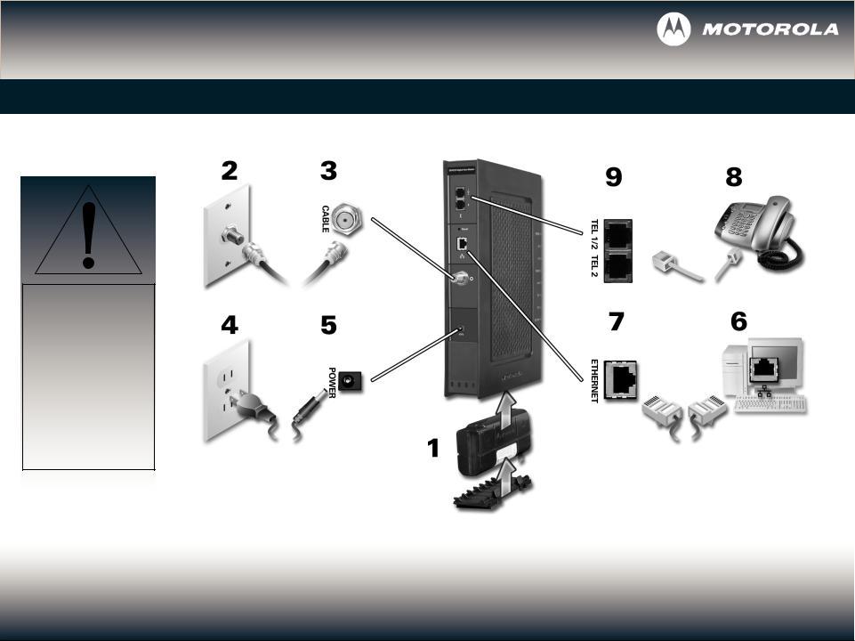 Motorola sb2100 user manual.