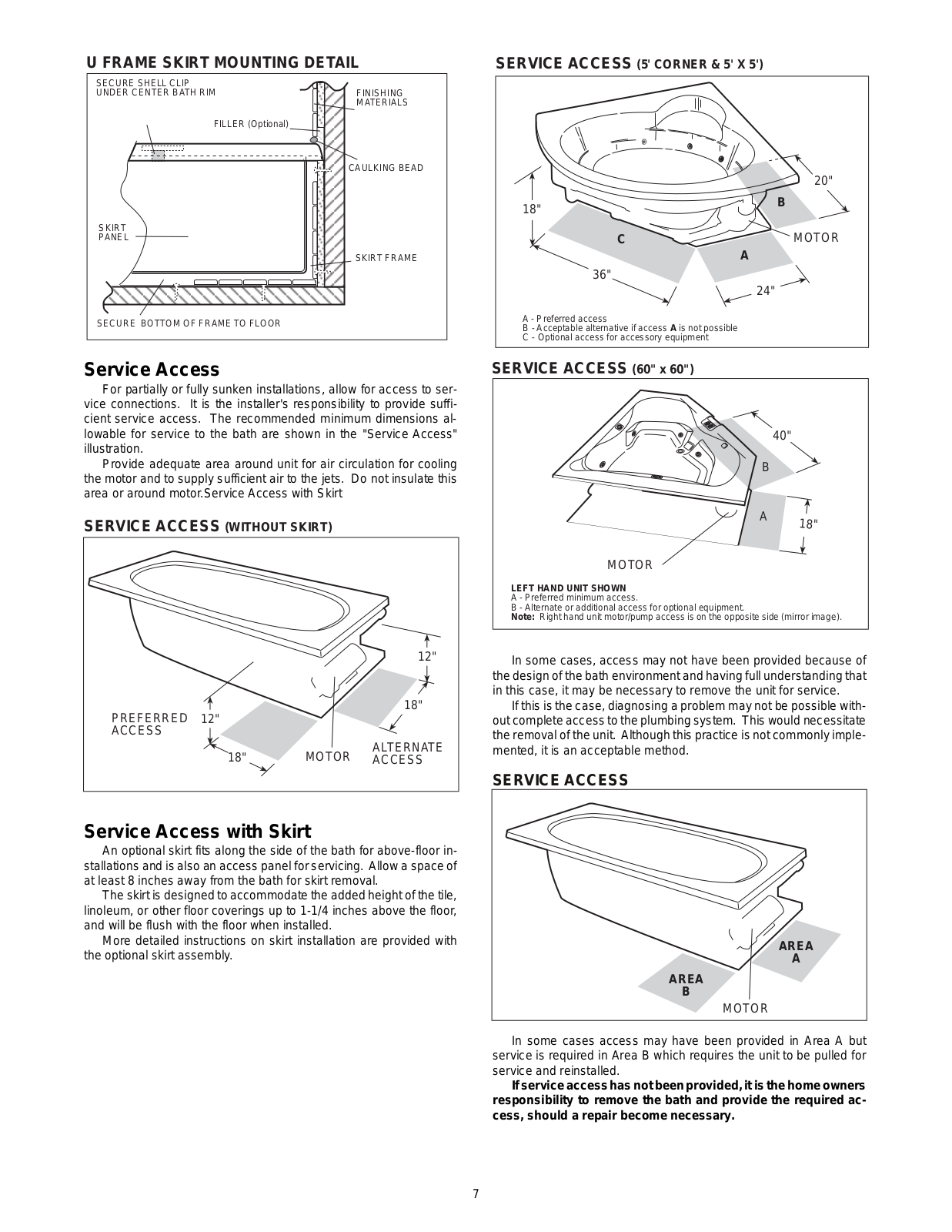 How A Bathtub Works Manual Guide