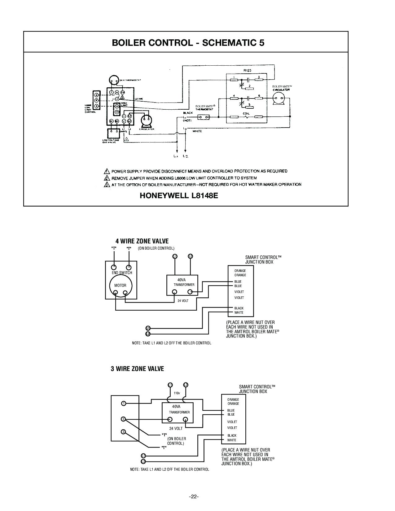 Amtrol Wiring Diagram