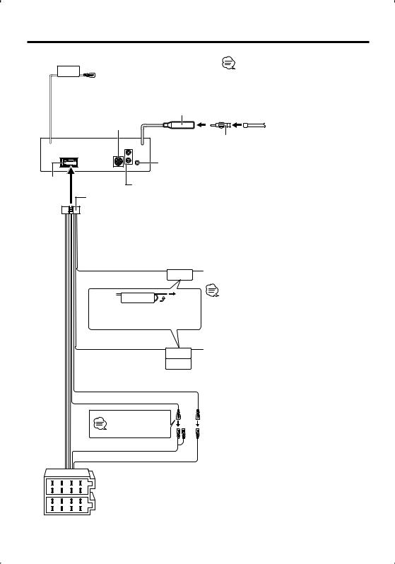 Wiring Diagram Kdc Mp745u