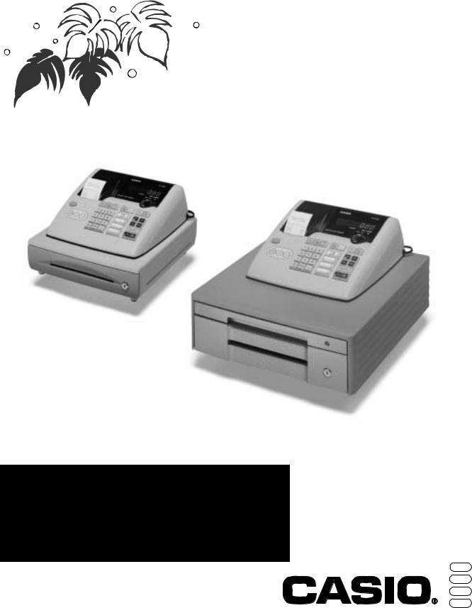 Casio 140CR 140 CR Cash Register Program Key PGM All Mode Lock Positions