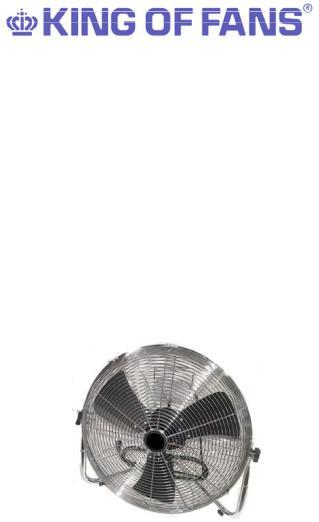 [DIAGRAM_4FR]  King of Fans 82820 HV-20G 20 HIGH VELOCITY User Manual   20g Hv Fan Wire Diagram      ManualMachine.com