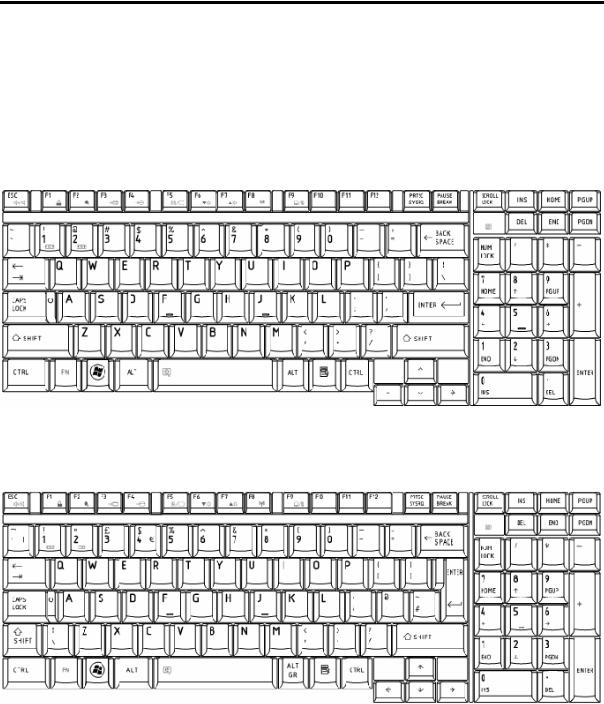 PC Parts Unlimited N2R5R Keyboard Supporting Frame